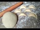 Идеальное Тесто для Пельменей и Вареников. Заварное Тесто Без Яиц. Brewed dough without eggs