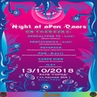 DJ Psyspace @ Night Of Open Doors DJ Set (13.10.2018)