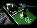 Robert Keeley Electronics MAG ECHO analog delay pedal review and demo HD magnetic