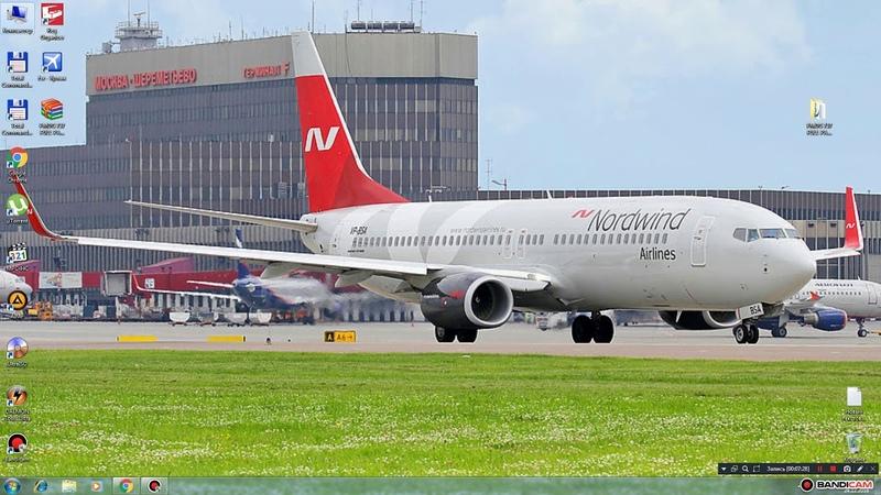 Установка PMDG 737 FULL PACKAGE NGXЛиврея Saratov Airlines
