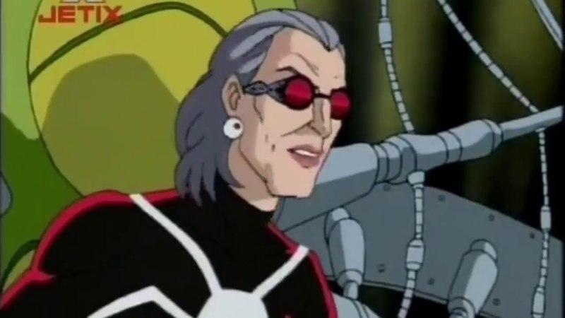 Пауки из разных измерений. Мультсериал Человек-Паук 1994 HD