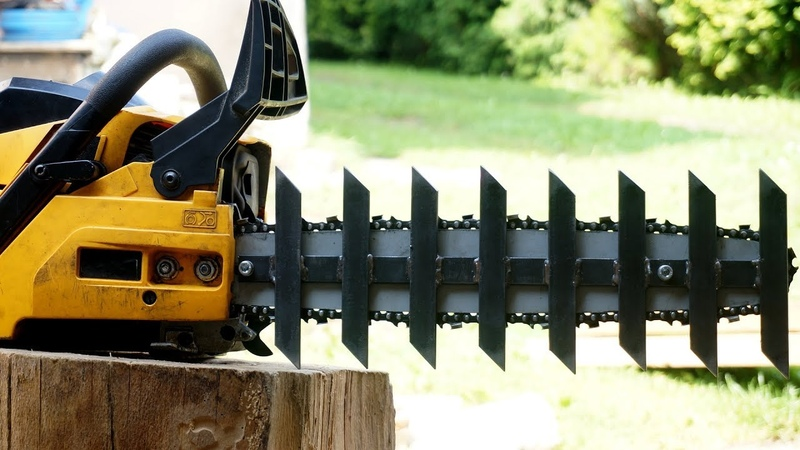 Chain Saw HACK 5 Hedge Trimmer