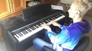 Enigma RETURN TO INNOCENCE Piano cover Song by Michael Cretu