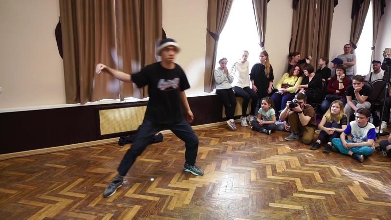 Hip-Hop Juniors' 1/4 (part 4)