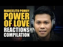 Wish 107.5 Marcelito Pomoy Power of Love Reactions Compilations
