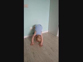 То чувство когда твоя старшая сестра гимнастка