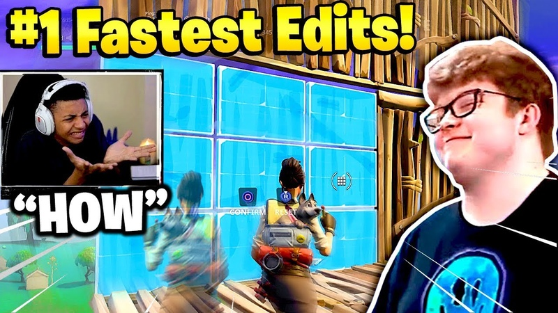 Myth In DISBELIEF when Ghost Aydan Edits Fast On Console! (Fortnite Highlights)