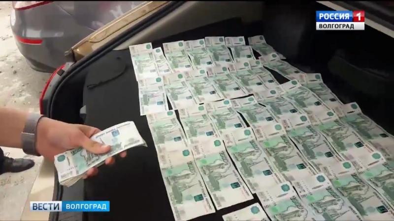 Инженер волгоградского медучреждения попался на взятке