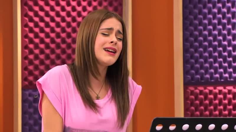 Violetta 1 - Violetta canta Podemos (Ep 75)