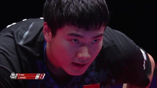 Fan Zhendong vs Liang Jingkun I 2018 ITTF Austrian Open Highlights (1/2)