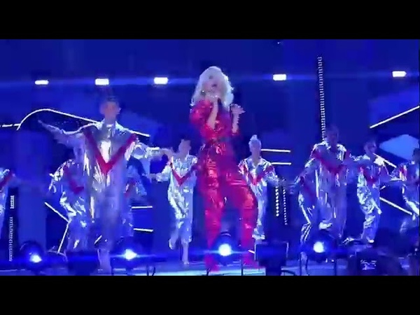 Светлана Лобода Супер звезда Super Star ЖАРА в БАКУ 2018 live
