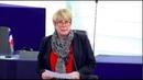 France Jamet sur les recommandations pour l'ouverture de négociations entre l'UE et les États Unis