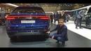 Обзор Audi Q8 (новый Ауди Ку8 - принципиально новый флагман от Ауди)