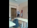 Ралука танцует