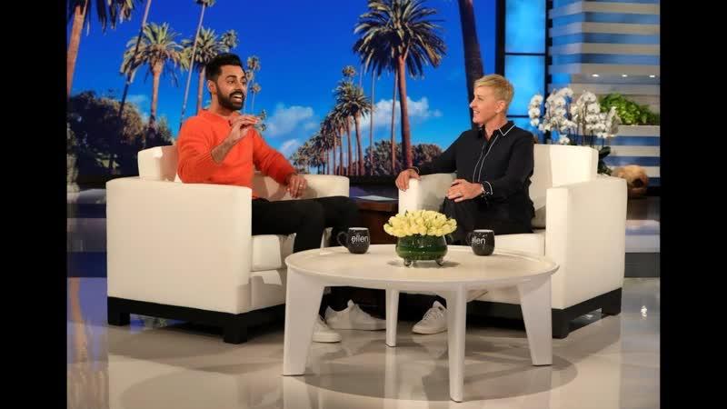 Hasan Minhaj Uses Timothee Chalamets Name at Starbucks