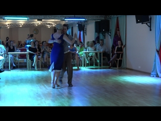 Никита Васильев и Ангелина Зубко, No Llores Madre