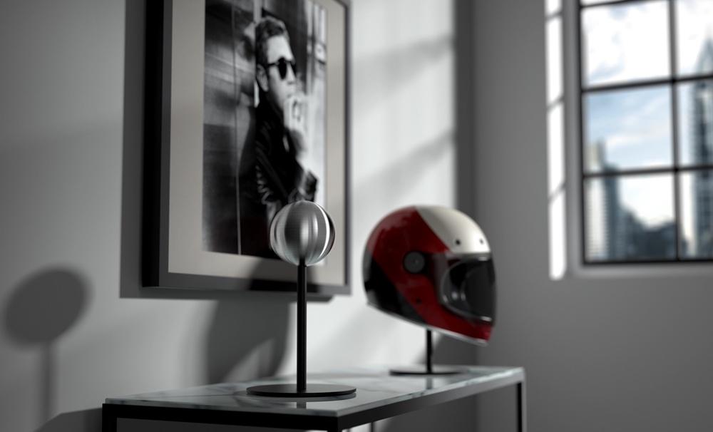 Halley Helmet Stand - подставка для мотошлема