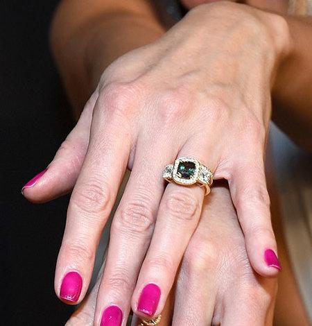 Собственный эскиз и необычный выбор камня: как Том Каулитц создавал обручальное кольцо для Хайди Клум