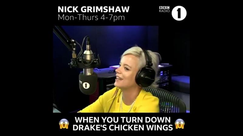 Отрывок из интервью для BBC Radio 1