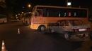 В Донецке нетрезвый водитель совершил ДТП