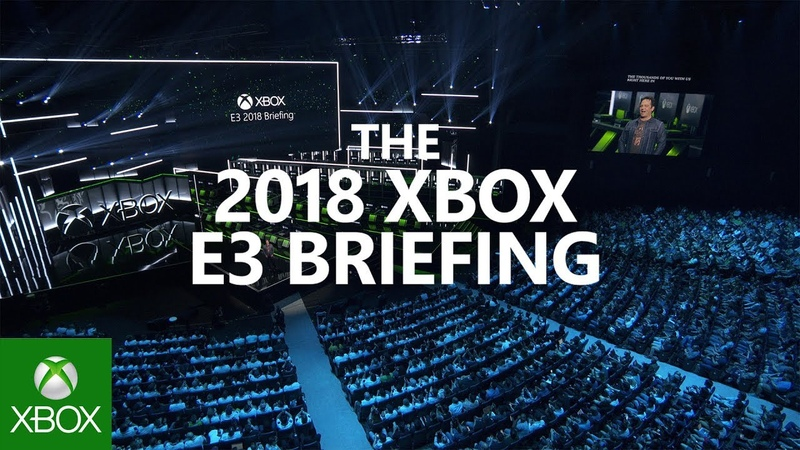 Xbox E3 Briefing 2018 in under 3 minutes.