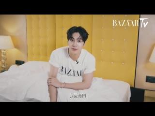 [INTERVIEW] Harper's Bazaar HK multilingual