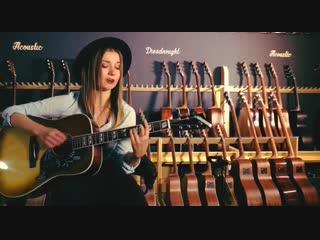 Катя Жукова –– Je veux (cover version ZAZ)