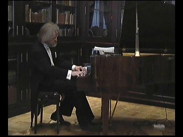 Музыкальная Атлантида НА ЗАРЕ ТЫ ЕЁ НЕ БУДИ Варламов А Андрей Катичев за роялем