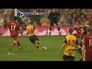 Покер Аршавина в матче АПЛ Ливерпуль-Арсенал (4:4)