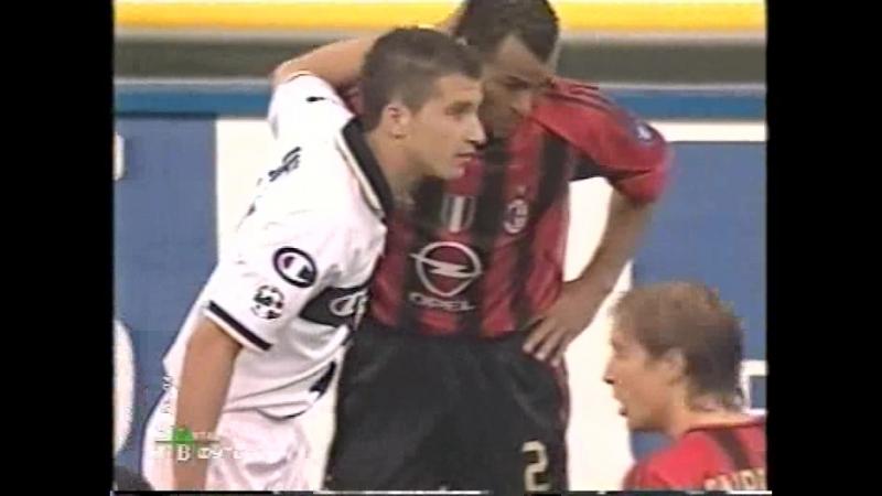 чемпионат италии 20042005, 33-й тур, Милан - Парма, нтв