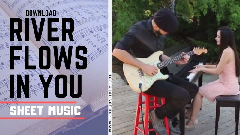 Download River Flows In You sheet music for Piano in PDF MP3