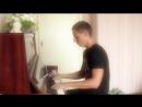 Артур Руденко - Падал белый снег (я за фортепиано)