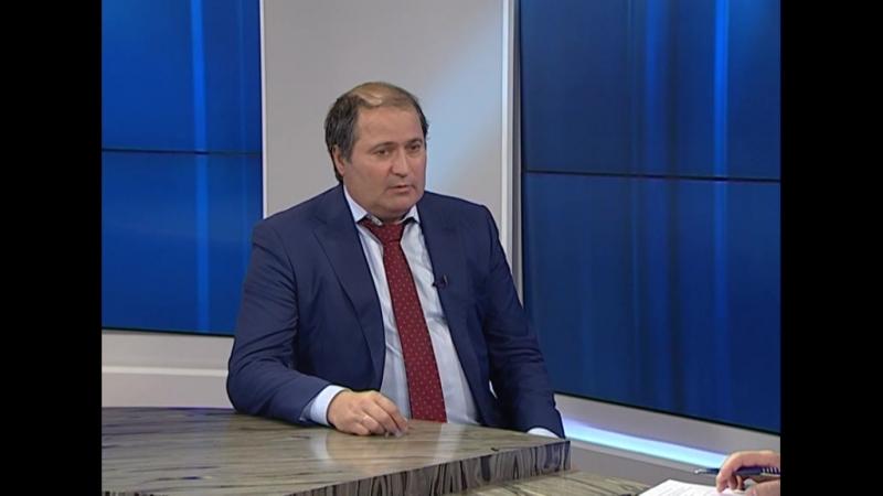 Интервью с директором фк «Енисей», анонс