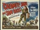 Calamity Jane y Sam Bass La Verdadera historia de Calamity Jane 1949 Español