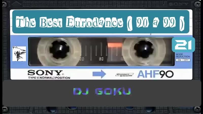The Best Eurodance ( 90 a 99 ) - Part 21
