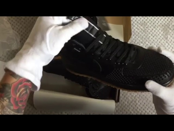Распаковка Nike Lunar Force 1 Duckboot из магазина BOOTDOZER