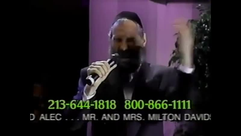 A younger Yeedle sings with MBD - Nostalgia!