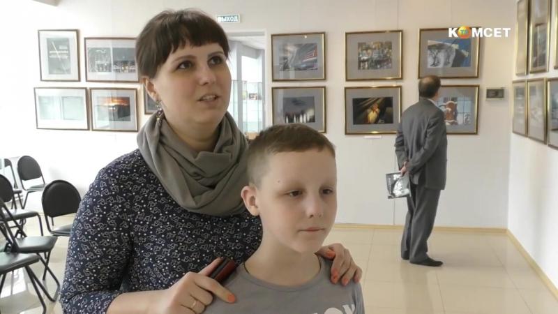 Фотовыставка Виктора Бухрова в галерее Ника 21.04.18