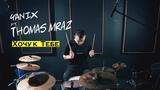 Yanix feat Thomas Mraz - Хочу к Тебе (Drum Cover)