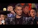MOST DANGEROUS AUDITIONS on America's Got Talent 2018 | Got Talent Global