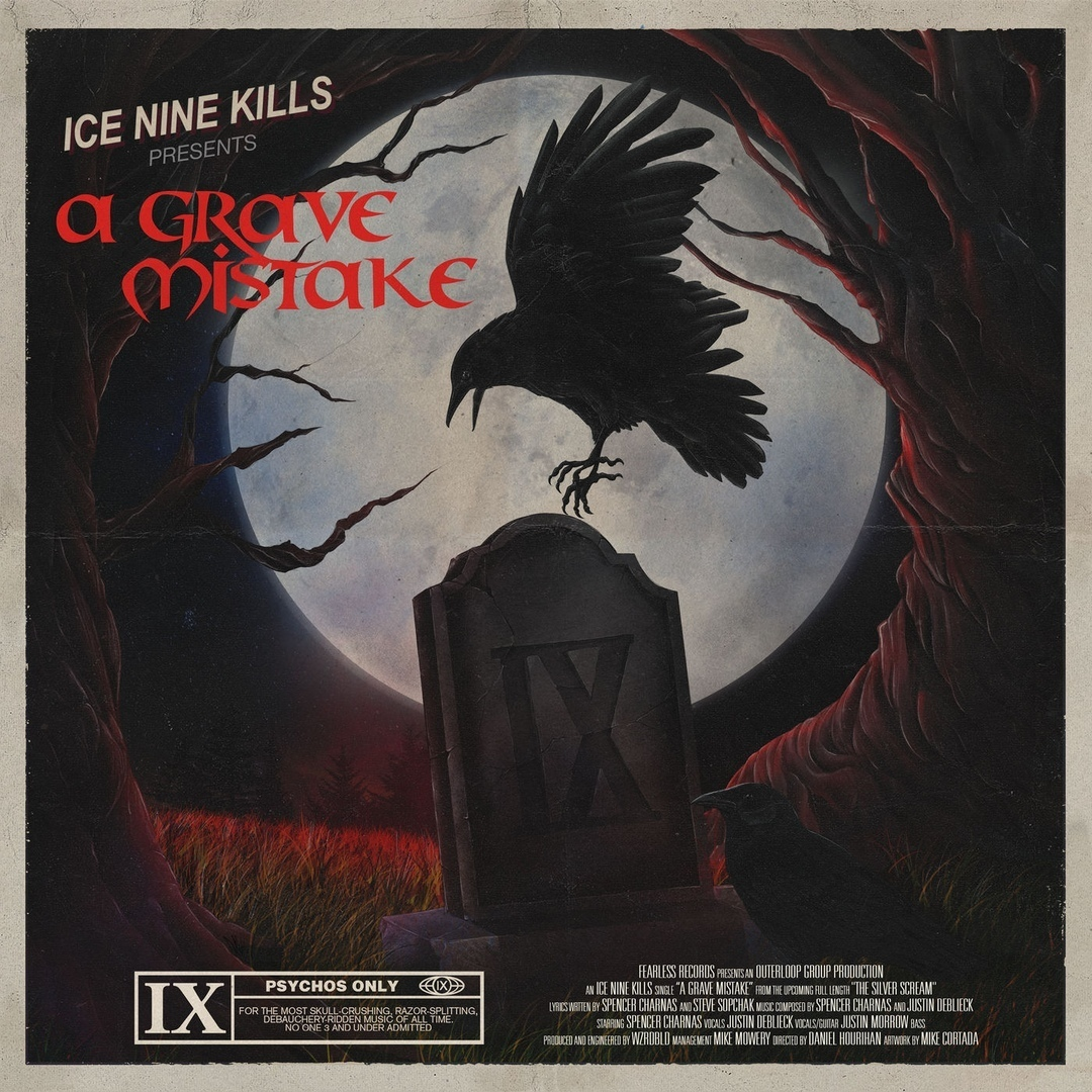 Ice Nine Kills - A Grave Mistake [single] (2018)