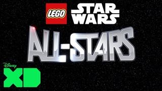 Teaser! | LEGO Star Wars: All Stars | Disney XD