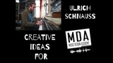 Ulrich Schnauss music ideas for MDA