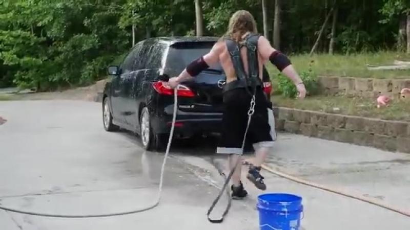 Car pull superset car wash 992077