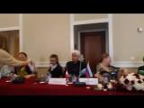 Пресс-конференция, посвященная XII Международному конкурсу юных вокалистов Елены Образцовой