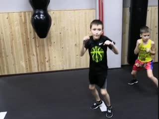 Детский бокс 🥊🥊🥊