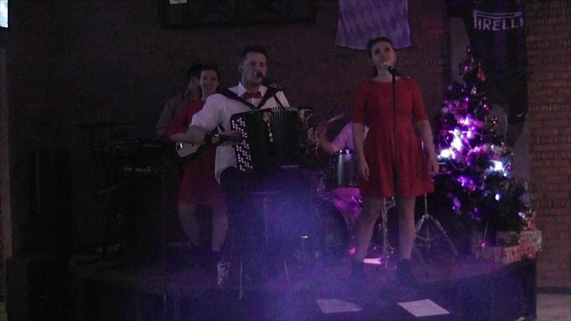 гр. КиР'Юша band в ресторане Брудер (Таганка)