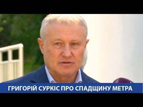 Григорій СУРКІС про пам`ять і спадщину ЛОБАНОВСЬКОГО