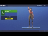New emote in store Red Card Fortnite