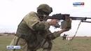 Учения спецназа КЧФ в Крыму